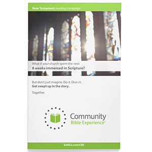 Community Bible Experience - Company Bell